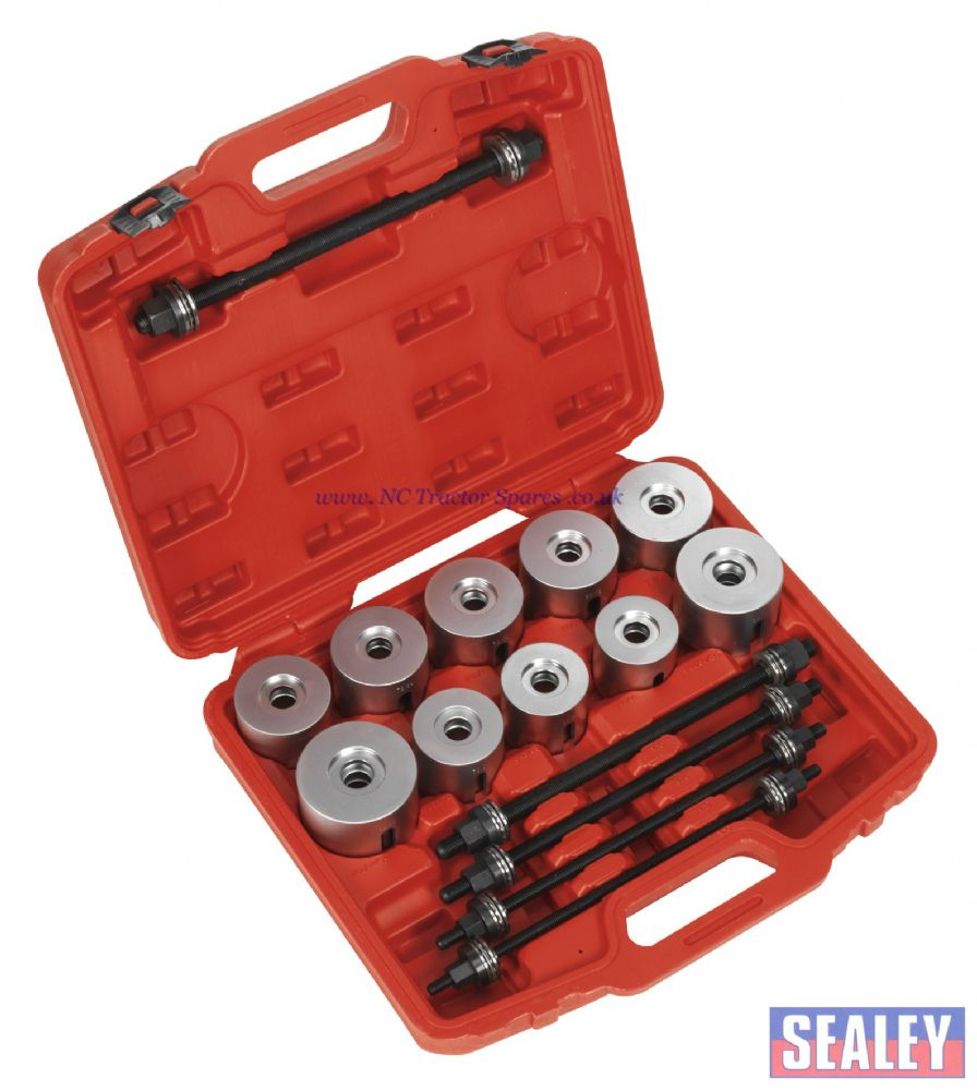 Bearing & Bush Removal/Installation Kit 27pc